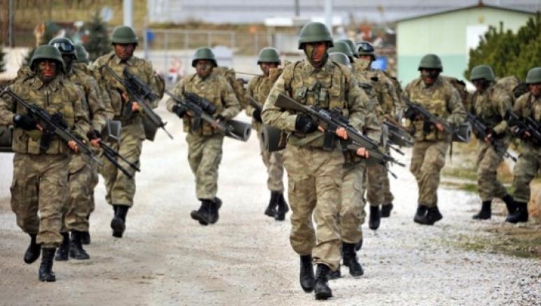 4 PKK'lı etkisiz hale getirildi, 5 PKK'lı yakalandı!