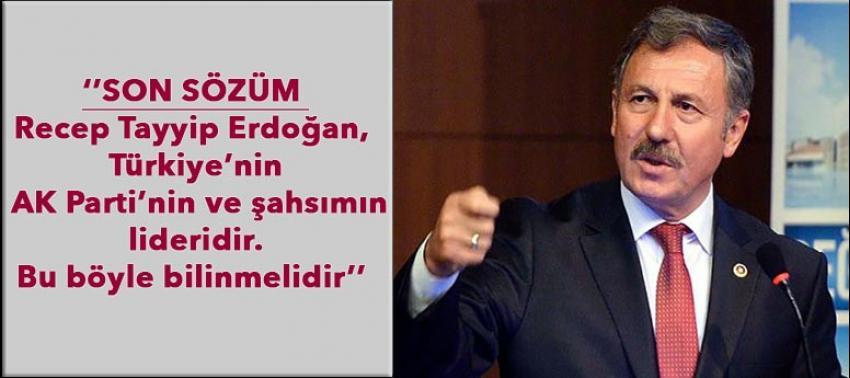 Özdağ'dan, 'Erdoğan'a eleştiride bulundu' iddialarına sert cevap!