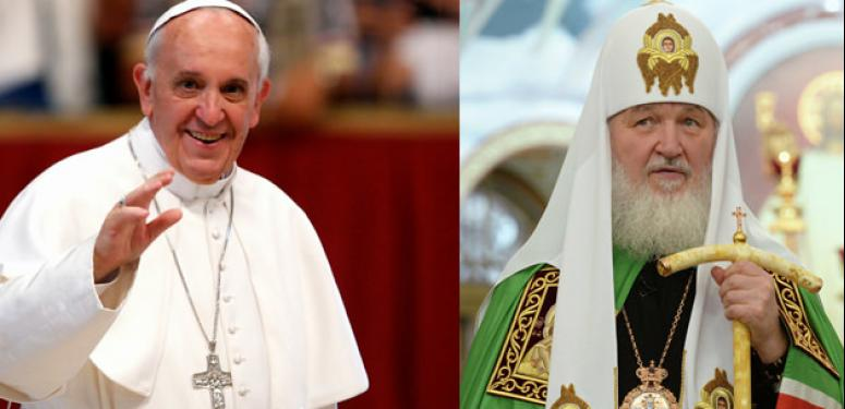 Katolik ve Ortodoks kiliselerinden tarihi adım