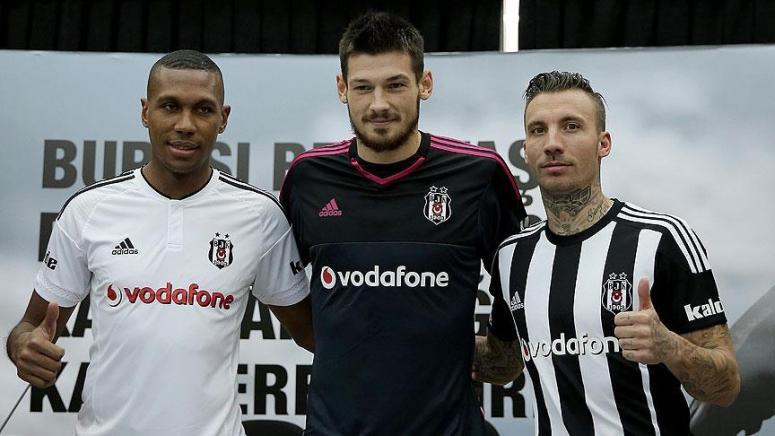 Beşiktaş'ta yeni transferler