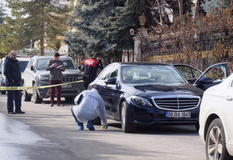 Ankara'da ünlü iş adamına 'silahlı saldırı'
