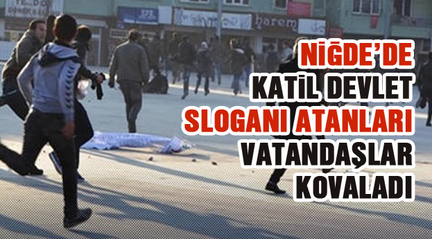 HDP'lileri vatandaşlar kovaladı!