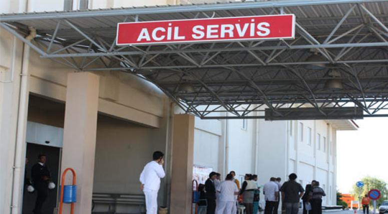 Acil hastaya servisler açıldı