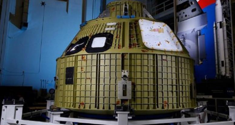 NASA çalışmalara başladı! Marsa yolcu taşıyacak