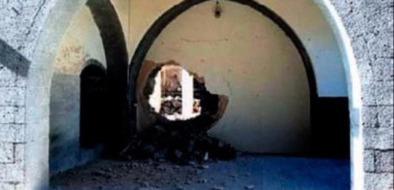 PKK 'Devlet kiliseleri yaktı, yıktı'