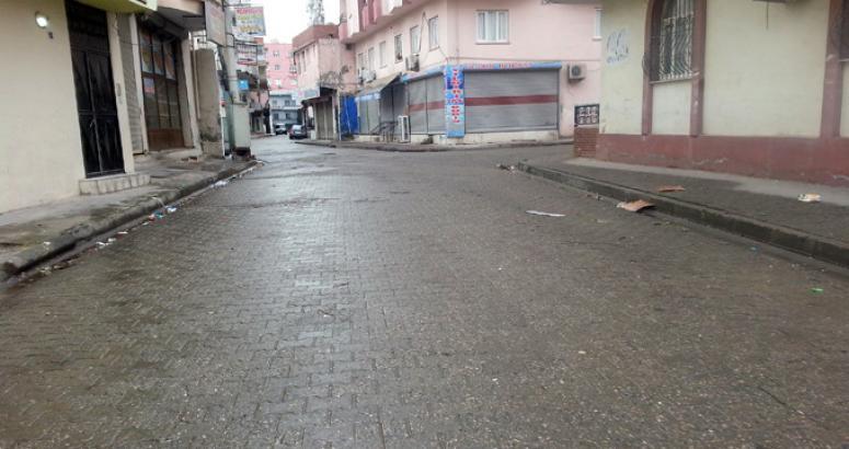 Cizre'de son durum: Market ve Fırınlar kapatıldı!