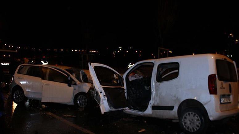 Başkentte Trafik Kazası! 5 ölü 5 yaralı