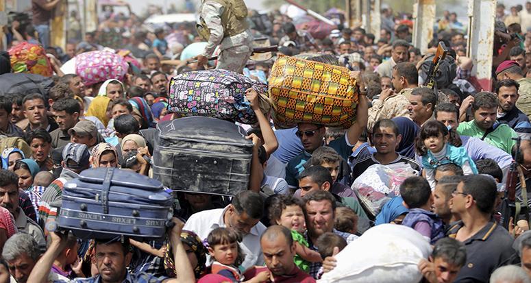 Mevlüt Çavuşoğlu: 50-55 bin kişi yolda!