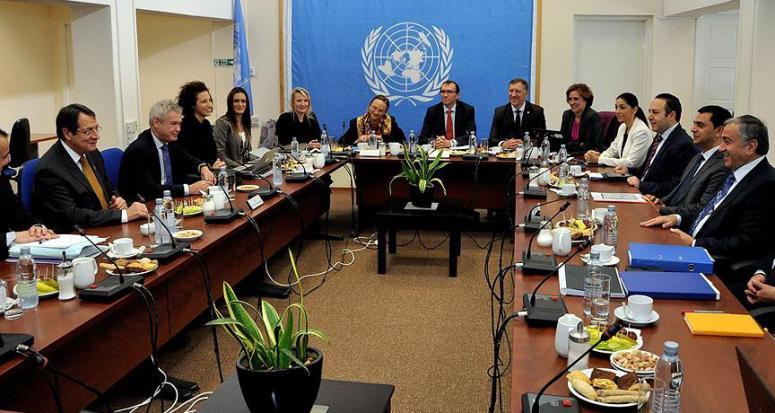 Kıbrıs'ta kritik müzakereler ertelendi