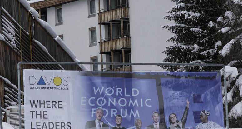 Davos zirvesi bugün başlıyor!