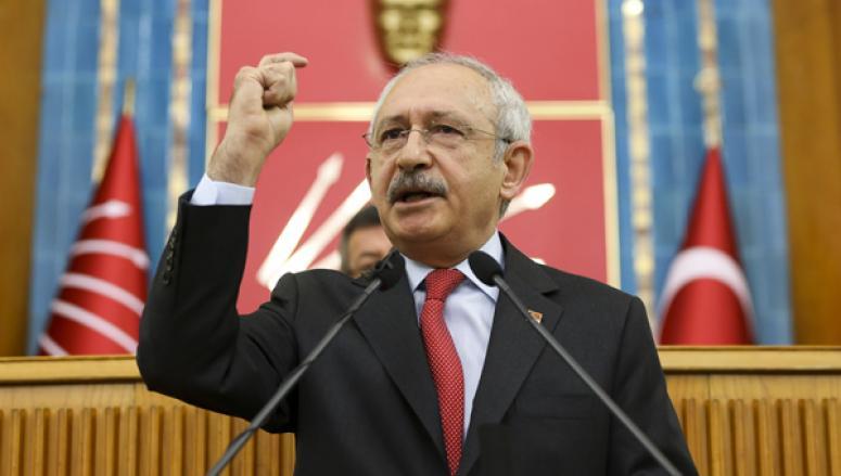 'Gaf'man Kılıçdaroğlu: Allah'tan korkmayız biz!
