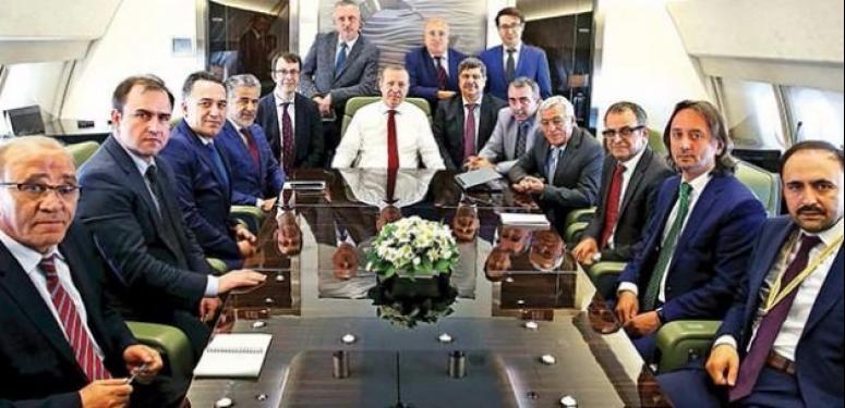 'Ben miyim senin ortağın yoksa Kobani'deki teröristler mi?'