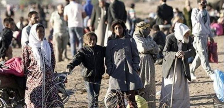 AB: 'Türkiye sınırında ki mültecileri içeri almalı!'