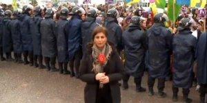 PKK'lılardan Rudaw muhabirine saldırı!