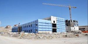 Pursaklar Devlet Hastanesi'nin yüzde 25'i tamam