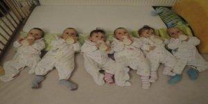 Altız bebeklerin annesi anlattı: 'Duyunca şok olduk!'
