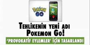 'Pokemon Go' oyunu tehlike saçıyor!