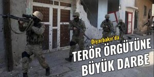 Diyarbakır'da teröre büyük darbe!