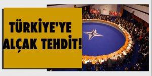 Türkiye'ye alçak tehdit!