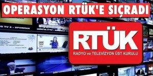 Operasyon RTÜK'e sıçradı, 29 personel açığa alındı