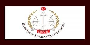 HSYK Genel Kurulu'nda olağanüstü toplantı
