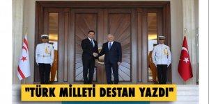 Binali Yıldırım: 'Türk milleti destan yazdı'