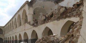 Kerkük'teki Osmanlı yadigarımız yıkıldı