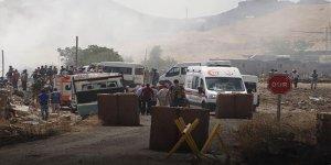 Jandarma Karakoluna hain saldırı!