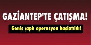 Gaziantep'de çatışma! 1 korucu yaralandı