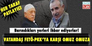 Vatandaş FETÖ ve PKK'nın kirli ittifakına karşı birleşti!