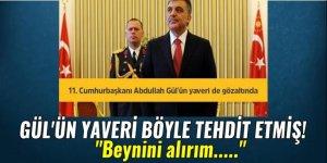 Gül'ün eski yaveri 'Sıkıyönetim komutanıyım' demiş