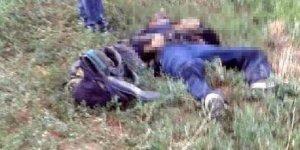 Yol kesmeye çalışan PKK'lı terörist öldürüldü