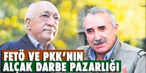 İşte FETÖ ile PKK'nın alçak darbe anlaşması
