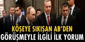 Avrupa Birliği'nden Türkiye-Rusya yorumu