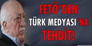 FETÖ'den Türk medyasına tehdit!