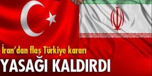 İran, Türkiye'ye tur satışı yasağını kaldırdı
