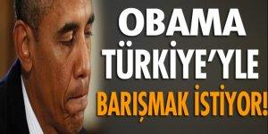 Politico Dergisi: Obama Türkiye'yle barışmak istiyor