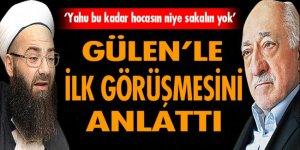 Cübbeli Ahmet Hoca Gülen'le görüştüğü ilk anı anlattı