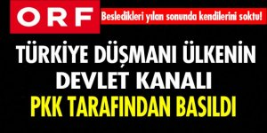 PKK'lılar Avusturya'da devlet televizyonunu bastı