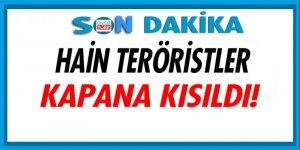 Ordu'da PKK'lı teröristlerle sıcak temas sağlandı