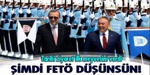 Kazakistan'da FETÖ'ye karşı operasyonlar başlayacak!