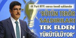 Yasin Aktay: 'Bütün terör saldırıları tek elden yürütülüyor'