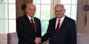 Başbakan'dan Bahçeli'ye FETÖ listesi