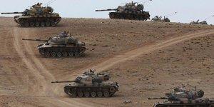 Tanklar Suriye'ye girdi!