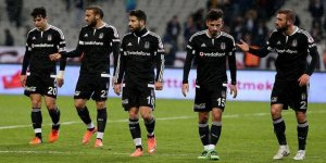 Beşiktaş turu zora soktu