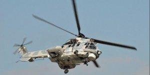 Yunan askeri helikopteri Ege'de düştü: 3 ölü
