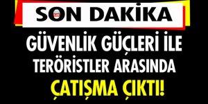 Trabzon-Rize sınırında çatışma