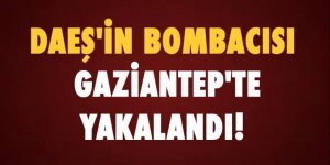 DAEŞ'in bombacısı yakalandı!
