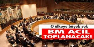 Kuzey Kore'nin balistik füze denemesine BM'den tepki