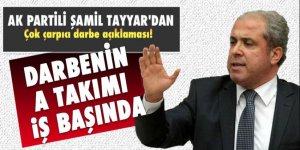 AK Partili vekilden bomba iddia: 'Darbenin A Takımı hala işbaşında'